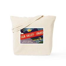 Sun Valley Idaho Tote Bag