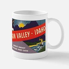 Sun Valley Idaho Small Small Mug
