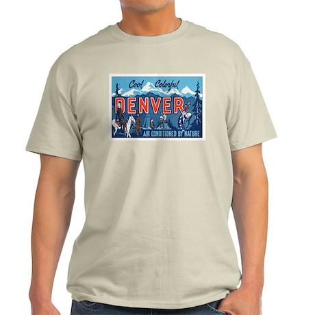 Denver Colorado Light T-Shirt