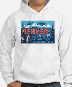 Denver Colorado Jumper Hoody