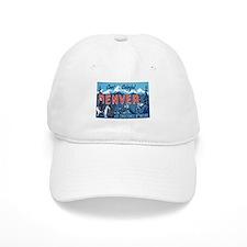 Denver Colorado Baseball Cap