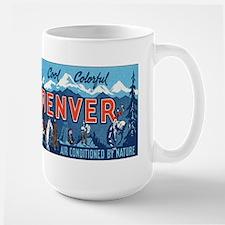 Denver Colorado Mug
