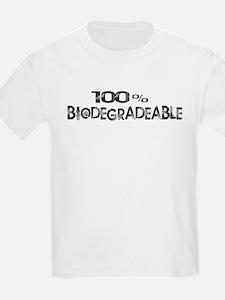 100% biodegradeable T-Shirt