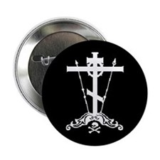"""Orthodox Christian 2.25"""" Button (100 pack)"""