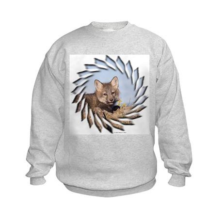 Cross Fox Kit Kids Sweatshirt