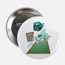 """Pool Shark 2.25"""" Button (10 pack)"""