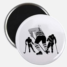 Hockey Players Magnet