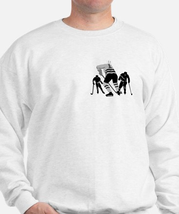 Hockey Players Sweatshirt