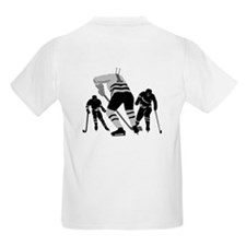 Hockey Players Kids T-Shirt