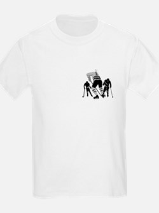 Hockey Players Kids T-Shirt