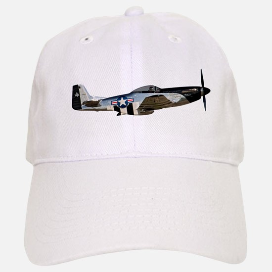 P-51 Mustang Baseball Baseball Cap