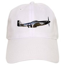 P-51 Mustang Baseball Cap