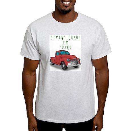 Livin' Large Light T-Shirt