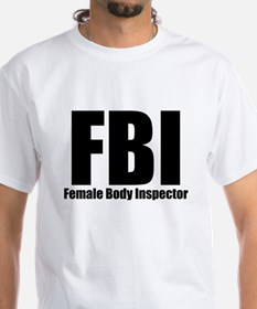 Female Body Inspector Shirt