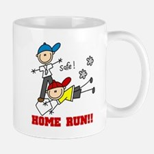 Home Run Baseball Mug