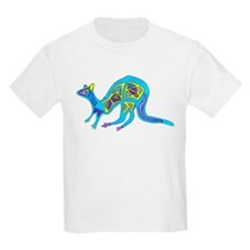 Kangaroo Simple Color 1 T-Shirt