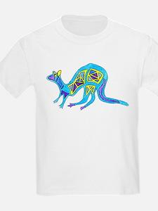 Kangaroo Simple Color 1 T-Shirt