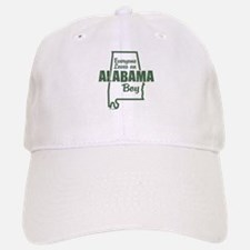 Alabama Boy Baseball Baseball Cap