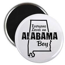 Alabama Boy Magnet