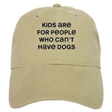 Kids Dogs Baseball Cap