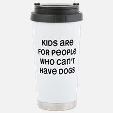 Kids Dogs Travel Mug
