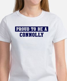 Proud to be Connolly Tee