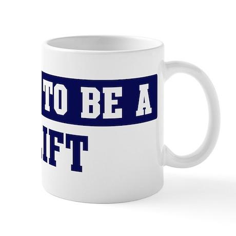 Proud to be Clift Mug