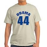 OBAMA 44 44th President Light T-Shirt