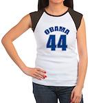 OBAMA 44 44th President Women's Cap Sleeve T-Shirt
