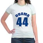 OBAMA 44 44th President Jr. Ringer T-Shirt