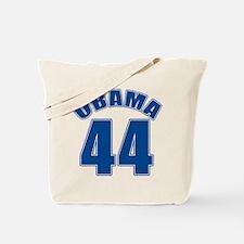 OBAMA 44 44th President Tote Bag