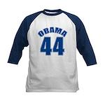 OBAMA 44 44th President Kids Baseball Jersey