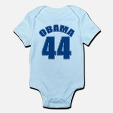 OBAMA 44 44th President Infant Bodysuit