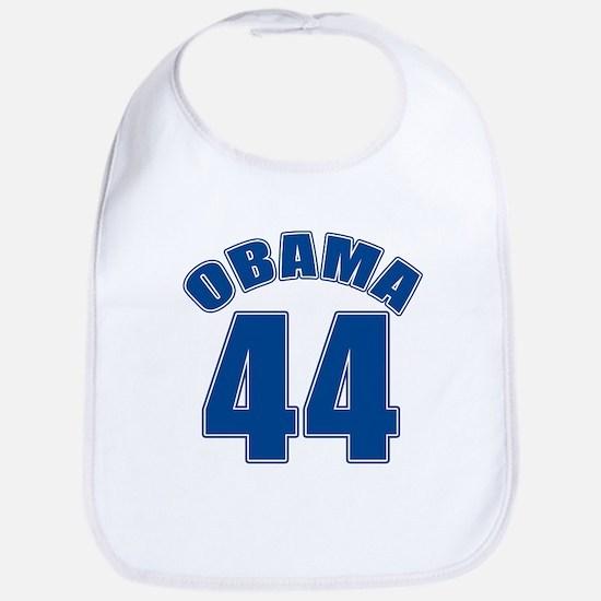 OBAMA 44 44th President Bib