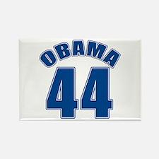 OBAMA 44 44th President Rectangle Magnet