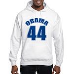 OBAMA 44 44th President Hooded Sweatshirt