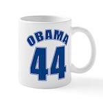 OBAMA 44 44th President Mug
