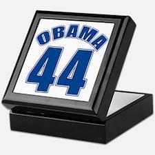 OBAMA 44 44th President Keepsake Box