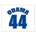 OBAMA 44 44th President Small Poster