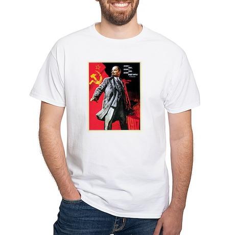 Lenin - zil, Lenin - ziv, Lenin - budet zit!