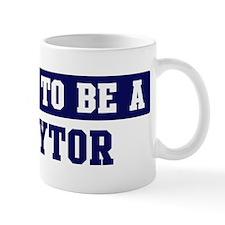 Proud to be Claytor Mug
