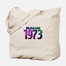 classic 1973 Tote Bag