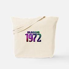 classic 1972 Tote Bag