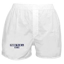 Proud to be Coke Boxer Shorts
