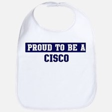 Proud to be Cisco Bib