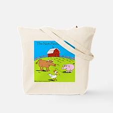 Funny Farm Tote Bag