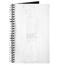 Boy in Baggy Pants Journal