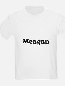 Meagan Kids T-Shirt