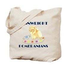 Lynnwright Poms - Custom Tote Bag