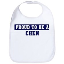 Proud to be Chen Bib